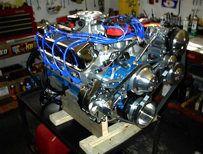 Mustang Performance Engine, Ford Crate Engines, Cobra
